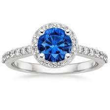 engagement ring sapphire ethical sapphire engagement rings brilliant earth