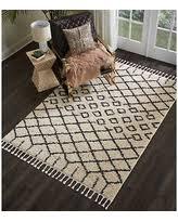 moroccan shag fringe rugs bhg com shop