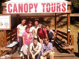 Sonoma Canopy by Go Climb A Rock Ziplines U0026 Beach Boulders