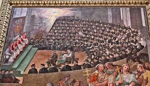 Council Of Trent Reforms Because Of The But For God The Age Of Exploration