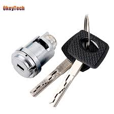 okeytech for mercedes benz key lock set original replacement