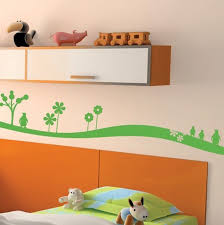 Comkids Room Wallpaper Borders  Crowdbuild For - Wall borders for kids rooms