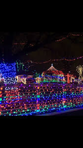 broken arrow christmas lights rhema church christmas lights so so many broken arrow oklahoma