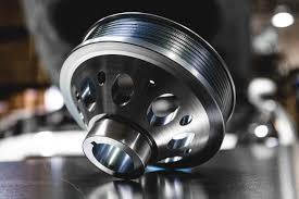 Nissan Gtr 370z - agency power lightweight pulley kit nissan 370z gt r r35