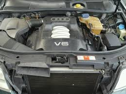 2001 audi a6 engine waubh64bx1n049420 2001 green audi a6 on sale in ca los angeles