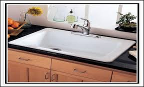 american standard cast iron sink american standard cast iron undermount kitchen sinks trendyexaminer