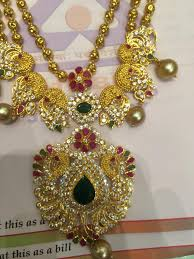 boutique designer jewellery 50 gms gold necklace boutiquedesignerjewellery