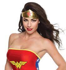 Woman Halloween Costume Women Dc Comics Woman Tiara Costume Accessory Ru32213 Ebay