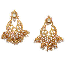 new jhumka earrings moti jhumka earrings the pink bazaar