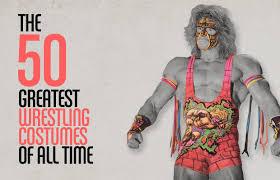 Goldust Halloween Costume 50 Greatest Wrestling Costumes Complex