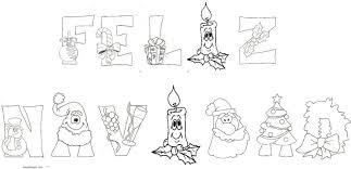 imagenes de navidad para colorear online dibujos de feliz navidad para colorear