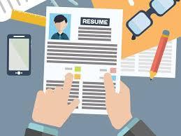 Resume Writting Resume Writing For Fitness Professionals Nasm Blog