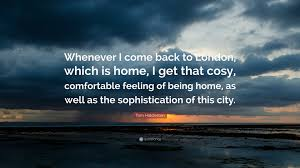 Coming Home Quotes by God Is Coming Back Quotes