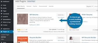 Professional Resume Builder Simple Steps To Use Resume Builder To Create A Professional Resume
