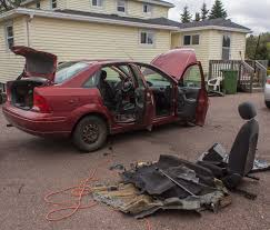 2000 Ford Focus Interior Bad Decisions From Auction Lot To Demolition Derby Ring
