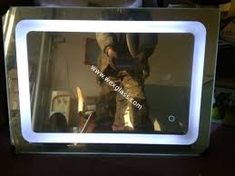 bathroom mirror led mirror light fog bathroom mirror led mirror