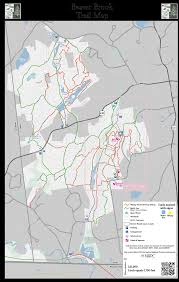 Lebanon Hills Map Trail Maps And Guides Beaver Brook Association Beaver Brook