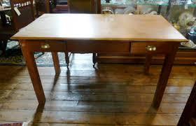 1940s Desk Newlyn Antiques Photo Keywords Desk