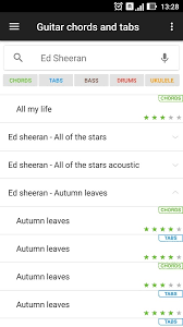 guitar chords and tabs android apps on google play
