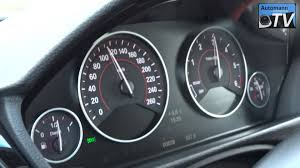 bmw f30 320d first autobahn test 1080p full hd youtube