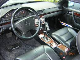 mercedes dealership inside mercedes w124 history mercedesw124 com