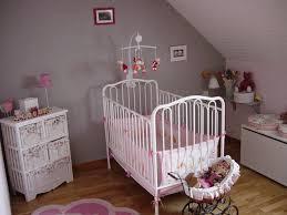 thème chambre bébé fille decoration lit bebe fille visuel 6