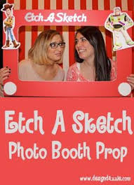 the elf on the shelf free printable toy story photo booth props