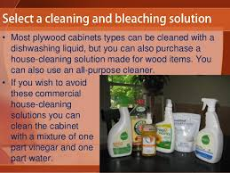 How To Clean Kitchen Cabinets Wood How To Clean Plywood Kitchen Cabinets