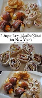 easy appetizers 3 super easy appetizer recipes for new year s