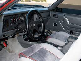 86 Mustang Gt Interior Aftermarket Steering Wheel Page 2