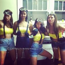 Female Construction Worker Halloween Costume Easy Cheap Homemade Group Costumes Despicable