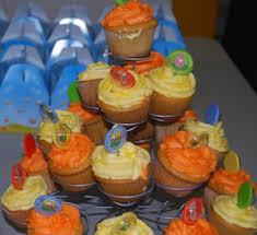 spongebob cupcakes thepartyworks