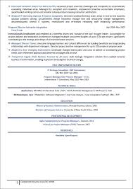 Cio Resume Samples by Cio Resume Example Page 3 Melbourne Resumes