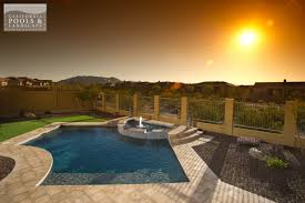 california pool u0026 landscape gallery of completed backyards