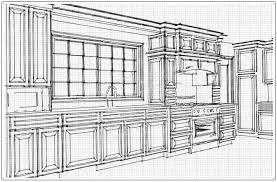 home design ideas hand sketchup kitchen design sketchup kitchen