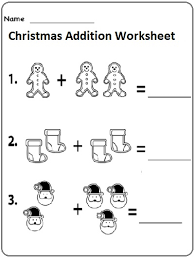 christmas addition free worksheets for preschool preschool crafts