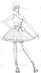 fashion design coloring pages fashion coloring page colouring pages pinterest kid