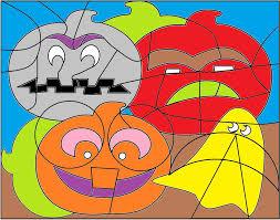 ipotâme tâme coloriage magique halloween cp et ce2 et ce1