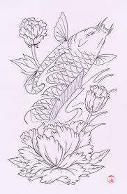koi tattoo design by laranj4 on deviantart