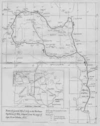 Lake Sakakawea Map The First Scout Mystic Warriors Of The Great Plains November 2014