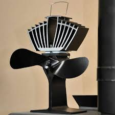 wood burning stove circulating fan heat reclaimers wood stove fans and blowers fireplace fans and
