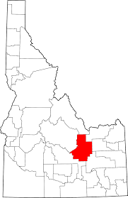 Map Of Idaho Cities Butte County Idaho Wikipedia