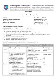 5 free lesson plan templates examples lucidpress marketing plans