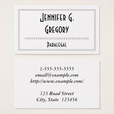 paralegal business cards interesting professional paralegal business card zazzle