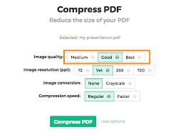 Compress Pdf Below 2mb | image quality png