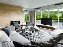 modern home design trends handsome modern living room color trends best for home design