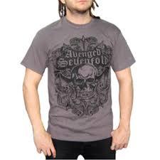 Avenged Sevenfold Flag Golden Arch By Avenged Sevenfold Loudtrax Merch