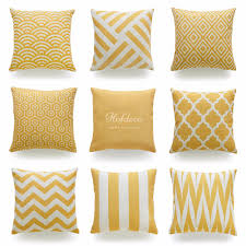 Cheap Accent Pillows For Sofa by Online Get Cheap Yellow Pillows Decorative Aliexpress Com