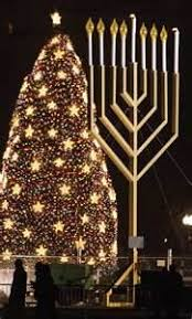tree of menorah ft benning s christmas tree and menorah lighting ceremony