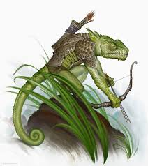 chameleon scout by turkish artist firat solhan for paizo